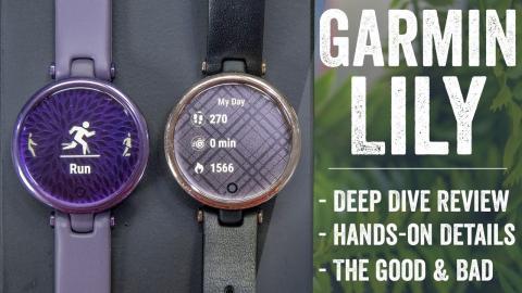 Garmin Lily Review: Features Deep Dive!