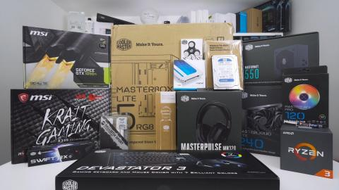 Christmas 2017 Affordable System Build