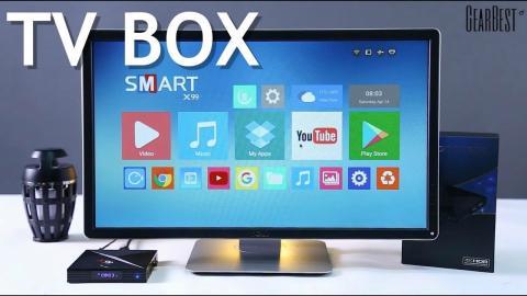 X99 TV BOX - GearBest