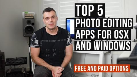 Top 5 Photo Editing Apps for Mac and PC to Replace Photoshop