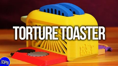 Torture Toaster on the Palette 3 Pro // Can YOU Do Better?