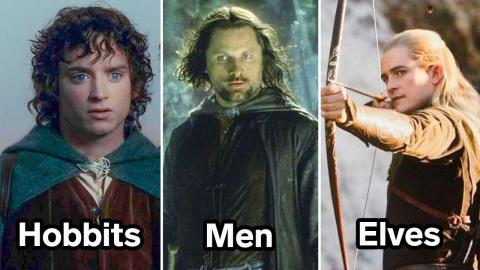 Every Race From Middle-Earth Explained | WIRED