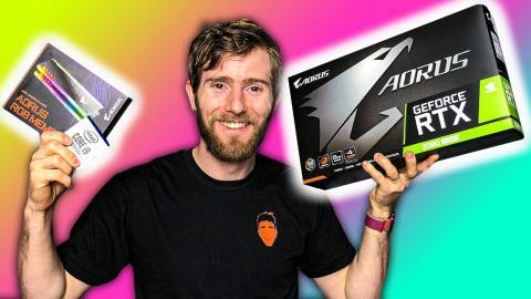 The All-AORUS PC Build!