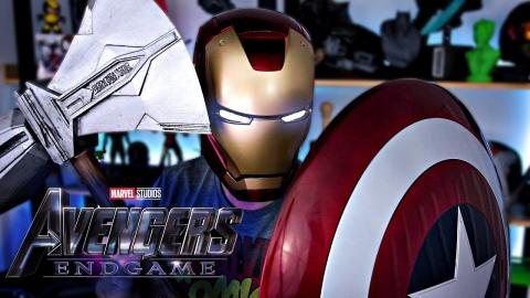 Avengers End Game Spoiler Free Review - End of an Era!
