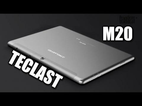 Teclast M20 - GearBest