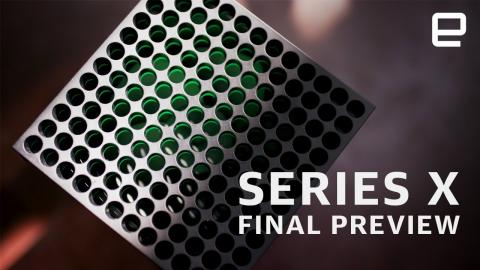 Xbox Series X final preview: This feels like next-gen
