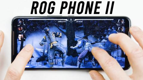 ASUS ROG Phone II Review - The Ultimate Gaming Phone!