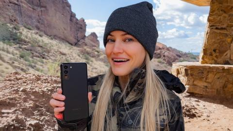 5G road trip and scavenger hunt with T-Mobile!