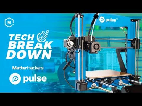 The Pulse XE 3D Printer Bundle // NylonX & Advanced Material 3D Printer Highlights
