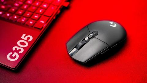 Logitech G305 - Just $59, Yet GREAT Gaming Mouse!