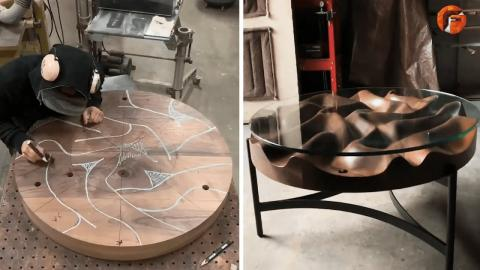 9 Amazing Woodworking Projects You Must see