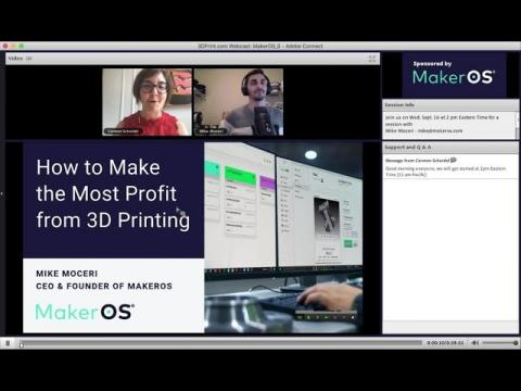 How to Make the Most Profit form 3D Printing