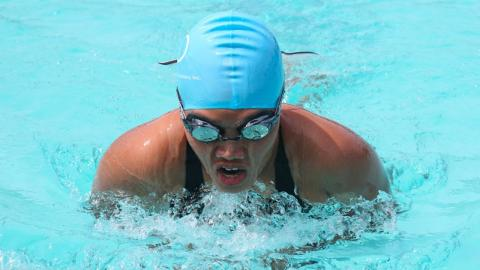 How To Prepare For Your First Swimming Race