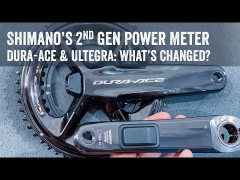 Shimano's New R9200P/8100P Power Meters: Technical Differences