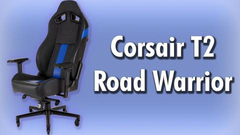 Video Review: T2 Road Warrior Gaming Chair!