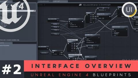 Blueprints Interface Introduction - #2 Unreal Engine 4 Blueprints Tutorial Series