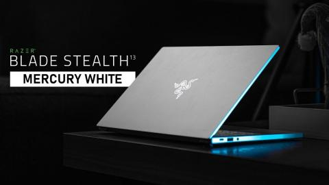 The Best Ultrabook of 2019? Razer Blade Stealth 13 Mercury White Review