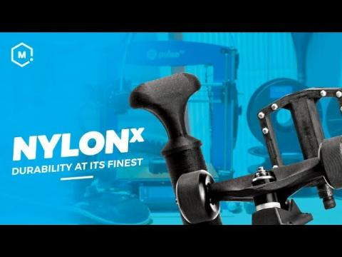 NylonX In Action // Functional 3D Printing with Advanced Materials