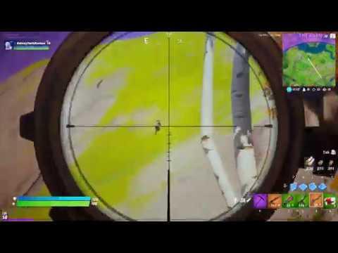 Fortnite: Elimination | Shot with GeForce | Love this Gun!