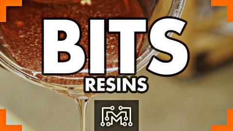 Resins // Bits