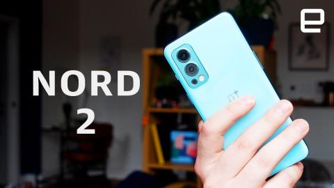 The OnePlus Nord 2 5G hands-on