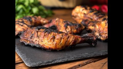 Grilled Jerk Chicken | Char-Broil