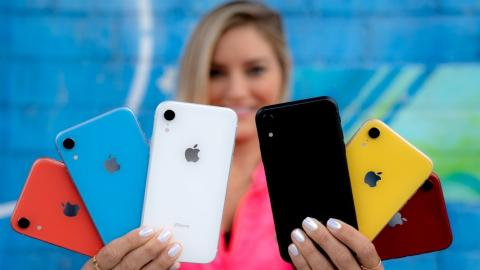 ???? All iPhone XR Colors!
