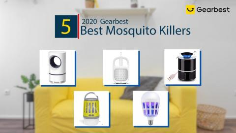 5 Best Mosquito Killer Trap Lamp For 2020丨Kill All Mosquitoes In Seconds!