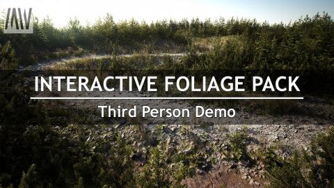 MAWI Interactive Foliage Pack   Demo