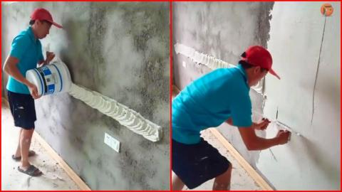 Ingenious Construction Workers with Skills You Must See