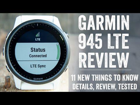Garmin Forerunner 945 LTE In-Depth Review: 11 New Things to Know!
