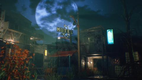 Medieval SciFy City - Unreal Engine 4