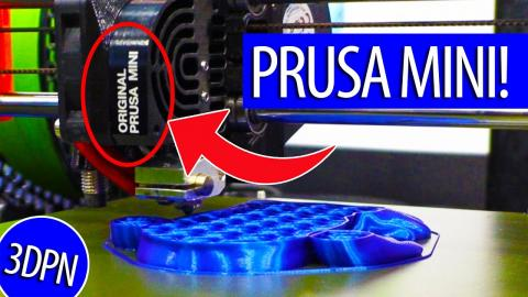 $349 PRUSA MINI - Impressive Features AND a 32 bit board in a Smaller Form Factor