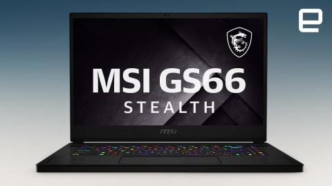 MSI GS66 Stealth review (2021): A solid step towards 1,440p gaming