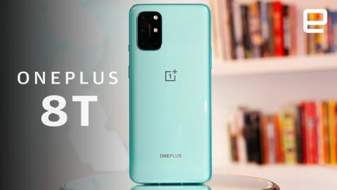 OnePlus 8T review: More power, smaller phone