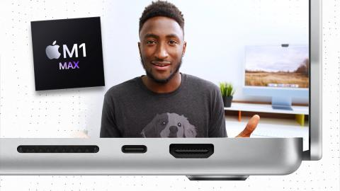 NEW M1 Max MacBook Pro Reaction: The Ports are Back!