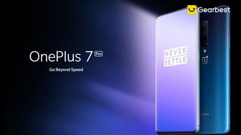 One Plus 7 Pro, In Store First Impression - Gearbest