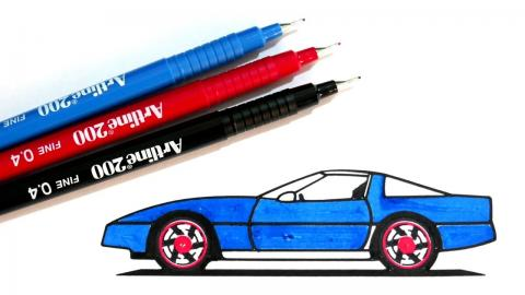 Draw in Colour with your 3D Printer!