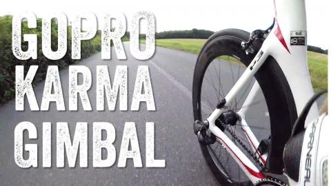 GOPRO KARMA GIMBAL: Cycling Overview and Parisian Footage Sampler!