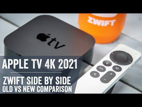 Apple TV 4K 2021 and Zwift: A Comparative Review