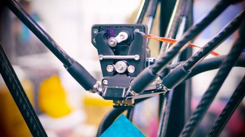 Atom 3D's crazy single-extruder, dual-nozzle 3D printer! Also, what is Printrbot up to?