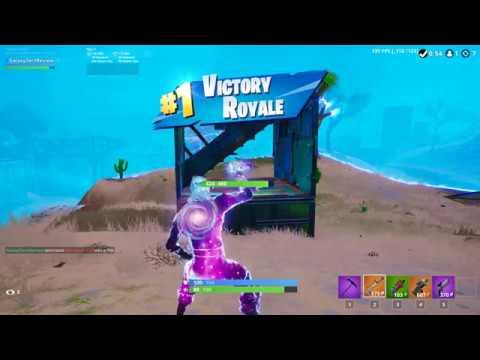 Fortnite: Solo Win #95 | Shot with GeForce