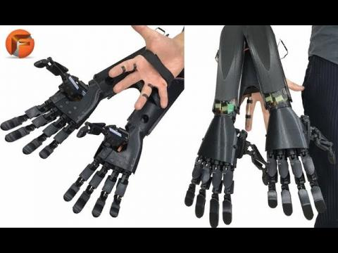 NEW ROBOTIC INVENTION gives you Extra Hands