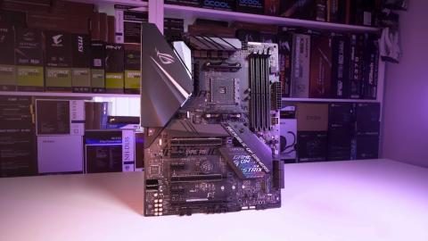 ASUS ROG Strix GL12CX System - TJMAX set to 115C temps over 100c