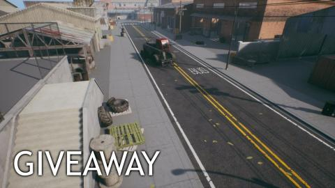 Industrial Area (Giveaway / Unreal Engine 4)