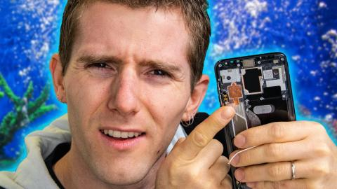 """""""Water"""" Cooled Smartphone - S#!t Manufacturers Say"""