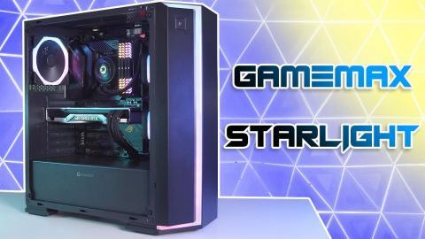 i9 9900k & RTX2080 In HARMONY - GameMax Starlight Timelapse!