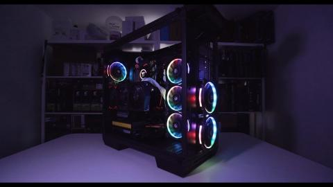 WHAT A VIEW! Thermaltake View 71 Tempered Glass Review