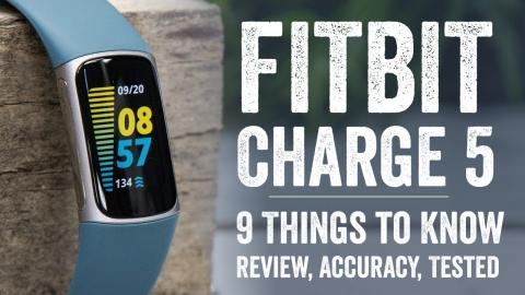 Fitbit Charge 5 In-Depth Review: 9 New Things to Know