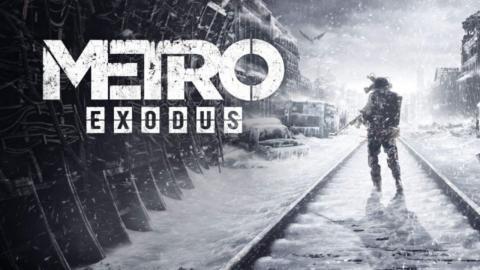 RTX 3080 Metro Exodus Test Stream and Chill.